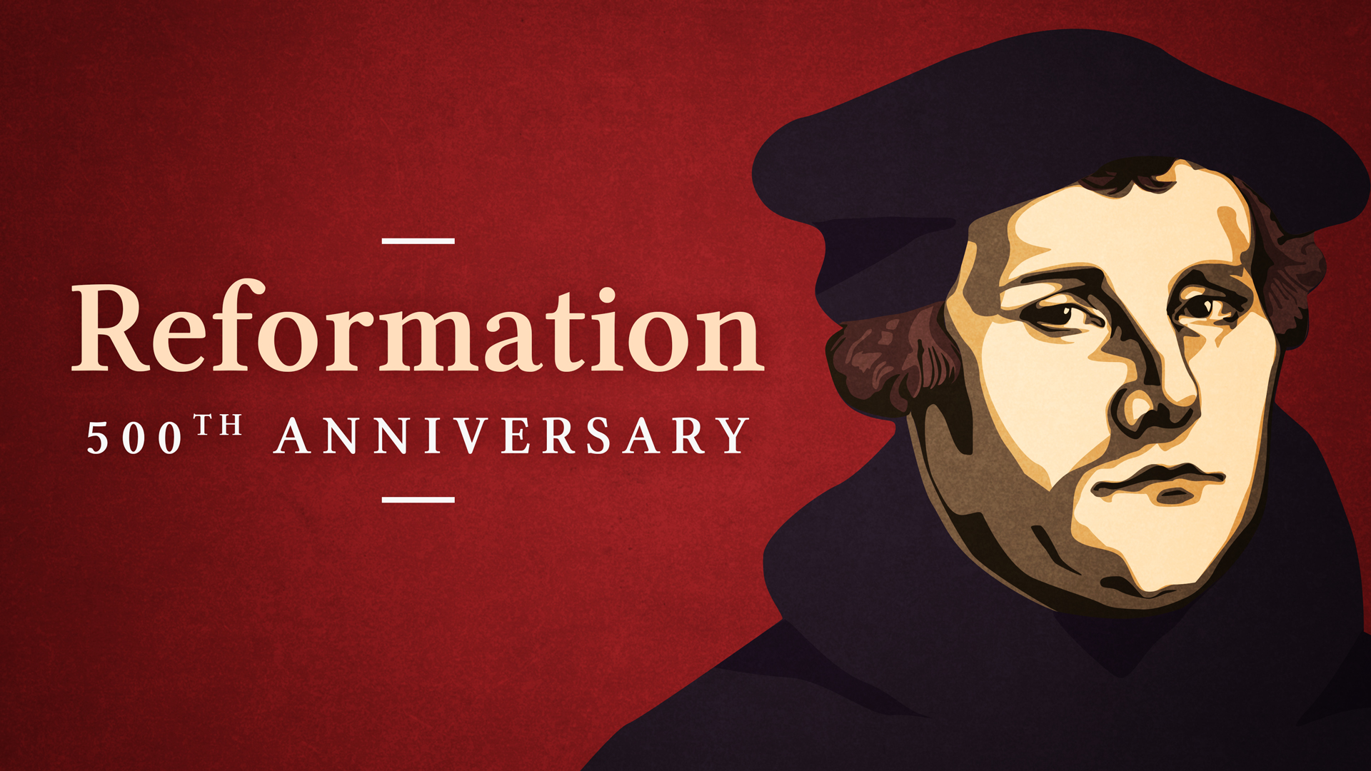 Join us for a Reformation Sunday Message October 29 @10am